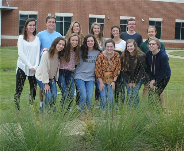 Norse News Wins Awards at the SC Scholastic Press Association's Fall Excellence Competition