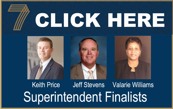 Share Your Feedback on Superintendent Finalists