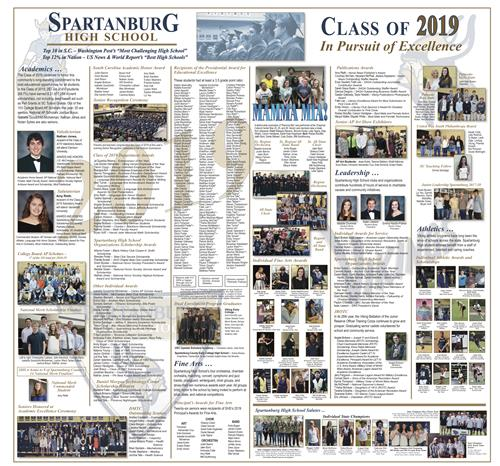 Tribute to the Class of 2019