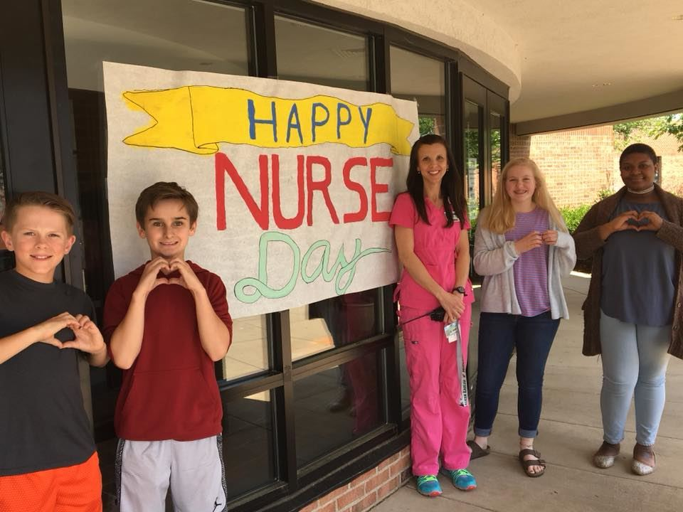 Happy Nurses Day!